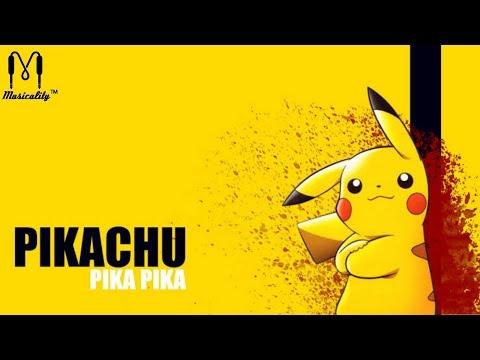 Pika Pika Pikachu Song | (Original) | Musicality TM