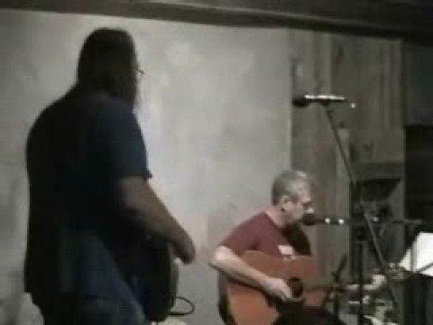Steve Glickstein and Bill Chandler -
