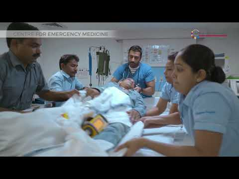 Centre for Emergency Medicine: Kokilaben Hospital, Mumbai