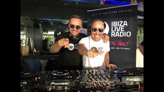 Stefano Capasso + Frank Master | IBIZA LIVE RADIO 2019 at Good Life (IBIZA)
