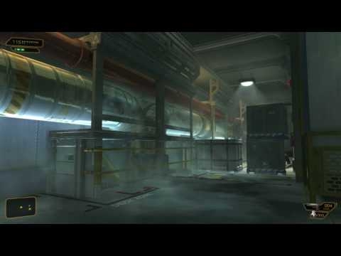 Container Ship Ambience - Refrigeration System | Deus Ex: Human Revolution
