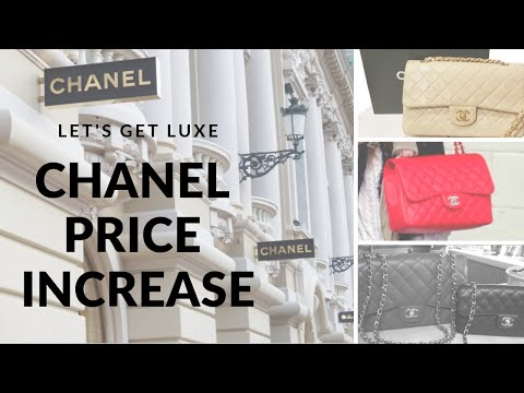 CHANEL PRICE INCREASE!? Here's What Went Up!
