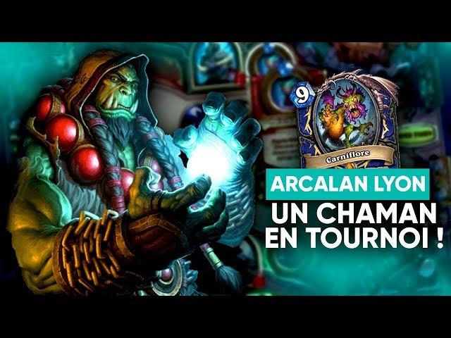 UN CHAMAN EN TOURNOI EN 2019 ! ▶ SWIDZ VS OTSUNA - ARCALAN ROUND 3