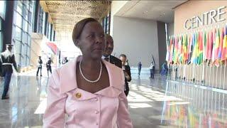 Sommet de la francophonie, la Rwandaise Louise Mushikiwabo à la tête de l'OIF ?