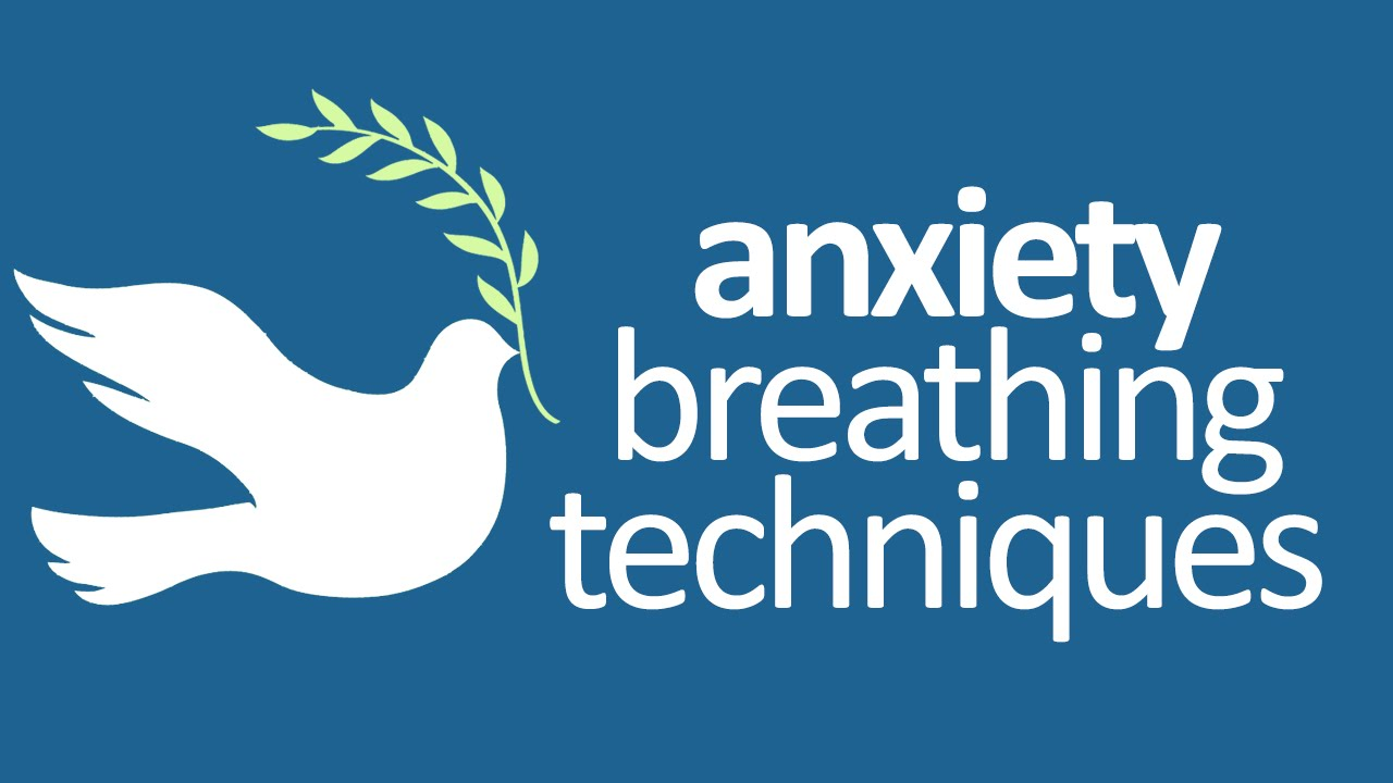 Simple Breathing Techniques For Anxiety - YouTube