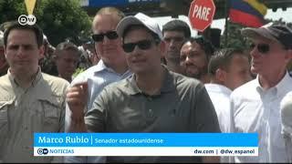 Marco Rubio visita Cúcuta