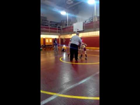 Wrestling In Muncy