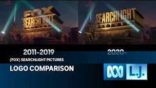 Logo Comparison #1: (Fox) Searchlight Pictures