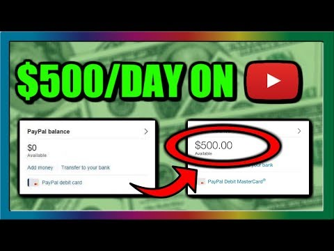 How To Make $500/Day On YouTube WITHOUT Using Creative Commons (2019!)