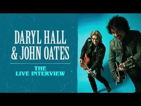 Daryl Hall and John Oates Facebook Live Interview 3/11/17 - @rocknsoul72 on instagram