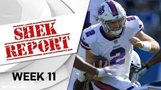 Top 3 Fails of Week 11 | Shek Report | NFL
