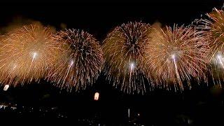長岡まつり 大花火大会 2015 フェニックス 正三尺玉 など