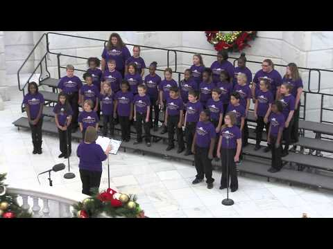 Cabe Middle School 5th and 6th Grade Choir