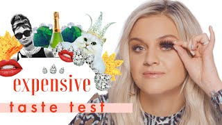Kelsea Ballerini Eats Expensive Chicken Nuggets | Expensive Taste Test