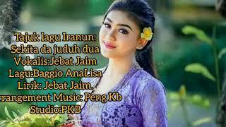 Download Lagu Iranun Sekita Dah Juduh Dua(kita tiada Jodoh berdua)Jebat Jaim.