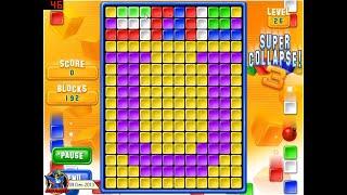 Super Collapse! 3 (2006, PC) - Puzzle 2 of 6: Levels 21~40 [720p50]