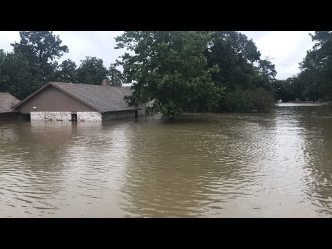 Helping out Houston