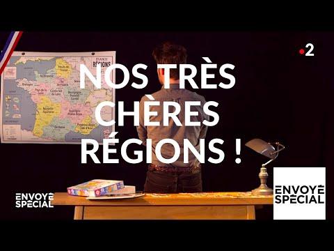 Envoyé spécial. Nos très chères régions ! - 28 mars 2019 (France 2)