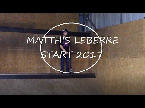 Matthis Le Berre - Start 2017