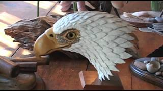 Connecttv - A Bird Carver's Life's Work