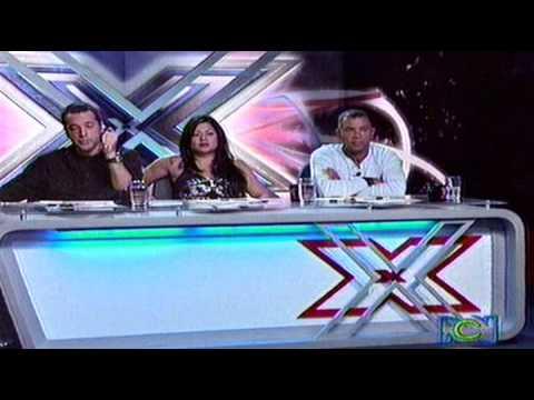 John Bryan - Bogotá - Audición Factor X 2009