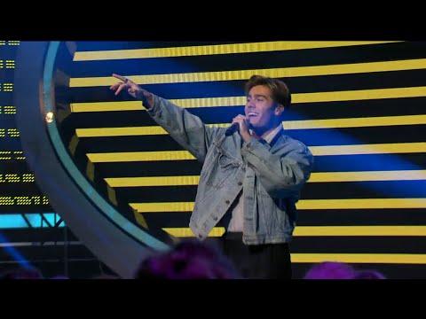 Benjamin Ingrosso & FELIX SANDMAN – Tror du att han bryr sig – Idol 2018 - Idol Sverige (TV4)