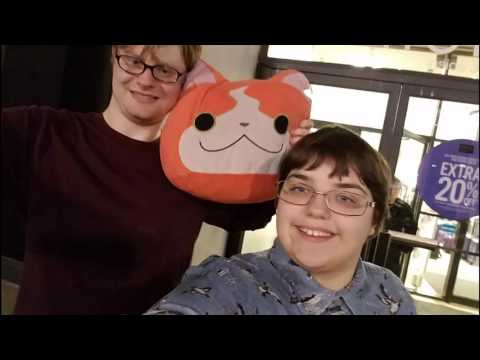 A fun day filming elevators with Snorkitty in Columbia Maryland