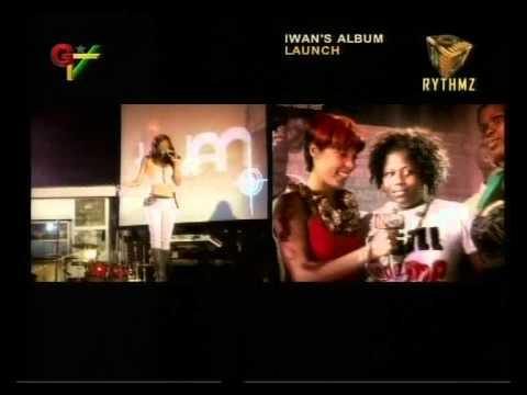 Iwan Album launch