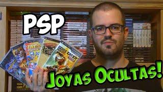 JOYAS OCULTAS DE PSP