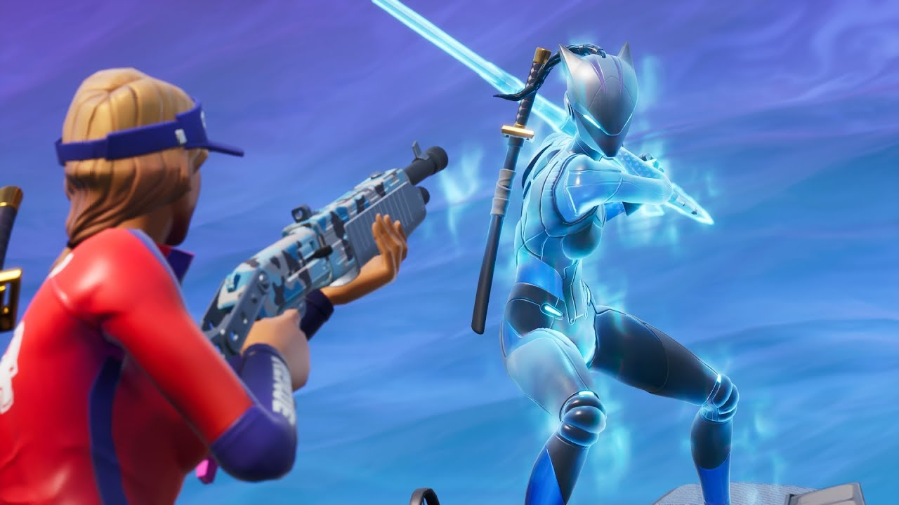 The Sword Has Been Vaulted Fortnite Battle Royale Youtube