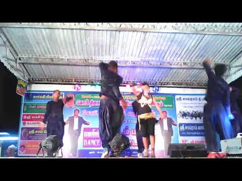 salim movie maskara pottu song dance