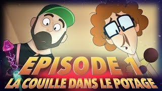 Bapt&Gaël and the Adventures of the Cosmic Ball - Ep. 1