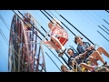 Silly Symphony Swings Attraction POV | Disney California Adventure