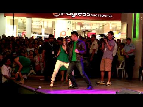 Marlo Mortel sings 'Rude' at the Be Careful With My Heart Finale Mall Show