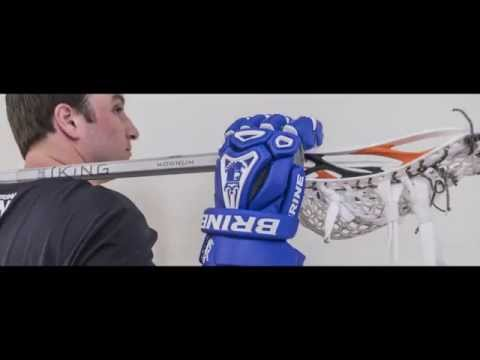 Brine King Series Lacrosse Equipment