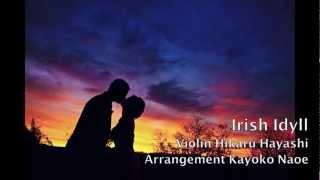 The Lark in the Clear Air (Irish Idyll) Violin -SPRUNG RHYTHM instrumental-