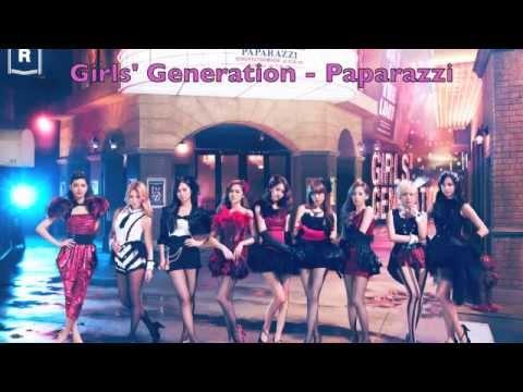 Girls' Generation 少女時代 - Paparazzi [MP3/DL]