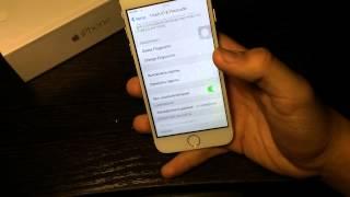 видео Айфон 6s копия на андроиде