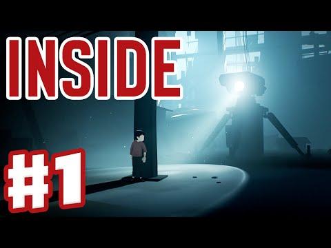 Inside - Gameplay Walkthrough Part 1 - Playdead