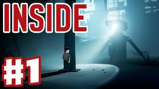 Inside - Gameplay Walkthrough Part 1 - Playdead