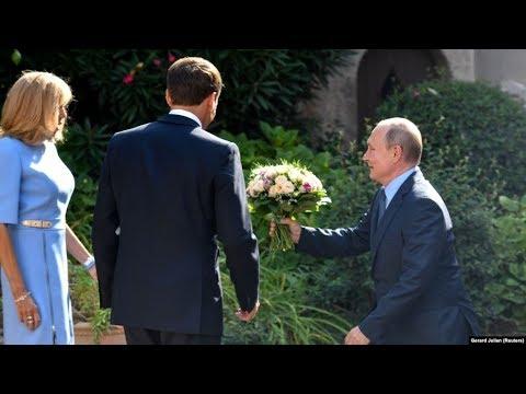 Путин пытается выдать