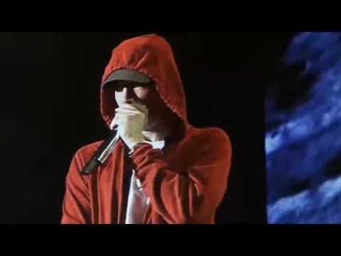 EMINEM PUKKELPOP 2013 LIVE FESTIVAL -  FULL CONCERT FROM BELGIUM