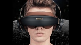 Royole Moon 3D Virtual Mobile Theater Unboxing Review