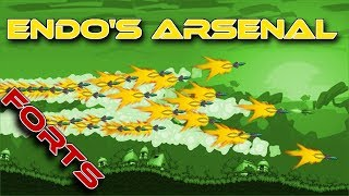 Endos Arsenal (Forts Multiplayer) - Forts RTS [91]