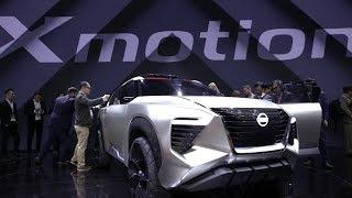 نيسان تكشف النقاب عن سيارة مستقبلية أقرب للخيال!