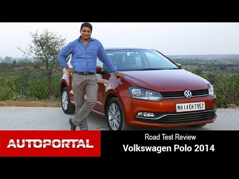 Volkswagen Polo 2014 Test Drive Review - Autoportal