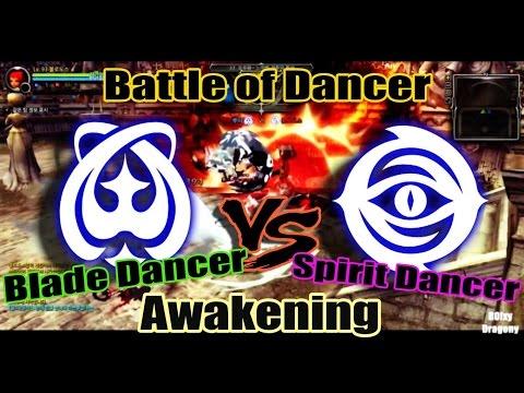 Dragon Nest PvP - PvPFamily Showmatch Elestra vs Blade Dancer