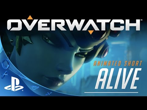 Overwatch - Alive Animated Short   PS4