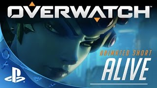 Overwatch - Alive Animated Short | PS4(https://www.playstation.com/en-us/games/overwatch-origins-edition-ps4/ Set your sights on the latest animated short from Overwatch, Blizzard's upcoming ..., 2016-04-03T19:00:00.000Z)