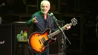 """Show Me the Way"" Peter Frampton@Madison Square Garden New York 9/13/19"